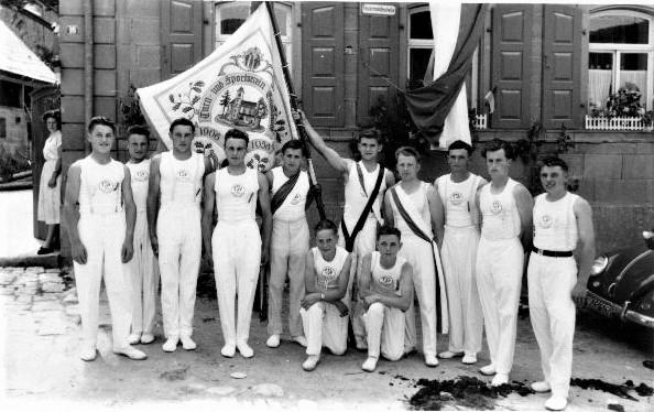 Turnerriege 1956 - TSV Gnodstadt